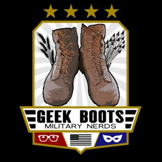 Geek Boots; Military Nerds