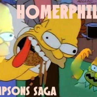 Homerphilia: A Simpsons Saga