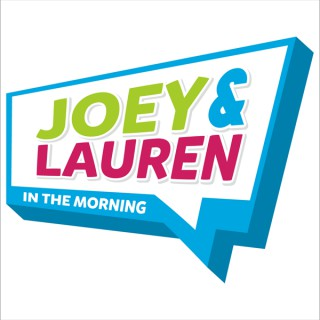 Joey and Lauren in the Morning