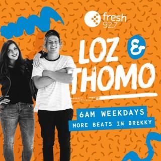 Loz and Thomo