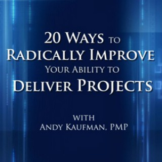 Free Project Management Videos from Andy Kaufman, PMP