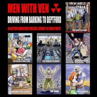 Men With Ven - Driving From Barking To Deptford