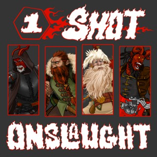 One-shot Onslaught - A D&D 5e Actual Play Podcast