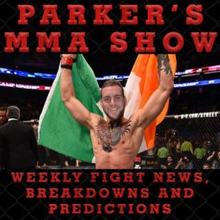 Parker's MMA Show