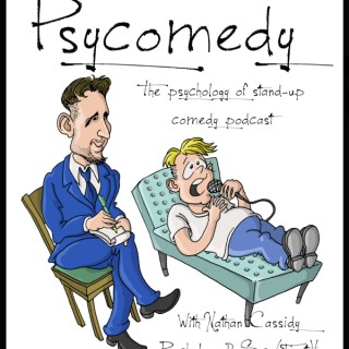 Psycomedy with Nathan Cassidy