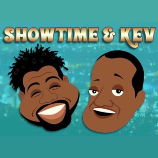 """Showtime & Kev with Cory """"Showtime"""" Robinson and Kevin Munroe"""