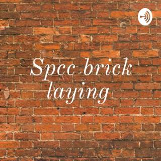 Spcc brick layers