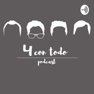 4 con todo podcast