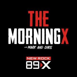89X - The Morning X w/ Mark & Chris