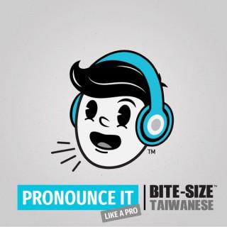 Bite-size Taiwanese | Pronounce it like a Pro