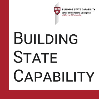 Building State Capability Podcast