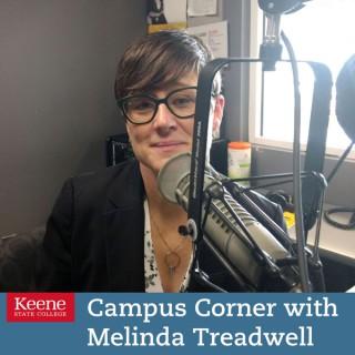 Campus Corner with Melinda Treadwell