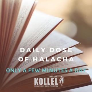 Daily Dose of Halacha