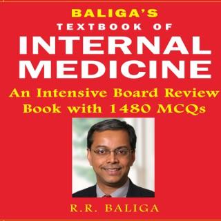 Dr. Baliga's Internal Medicine Podcasts