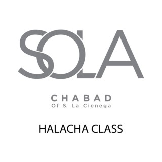 Halacha Classes from Chabad of SOLA