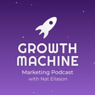 Growth Machine Marketing Podcast with Nat Eliason