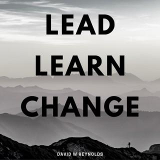 Lead. Learn. Change.