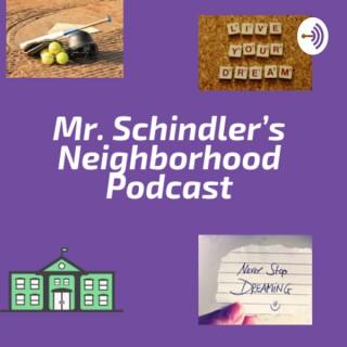 Mr. Schindler's Neighborhood