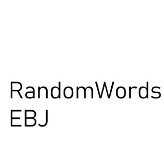RandomWordsEBJ