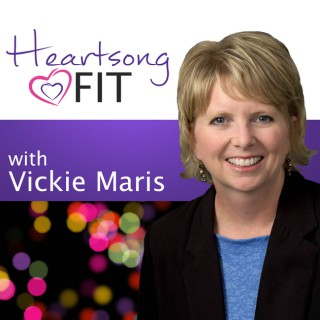 Heartsong Fit With Vickie Maris  |  Healthy Ways to Address Stress