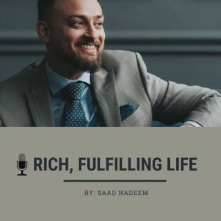 Rich, Fulfilling Life