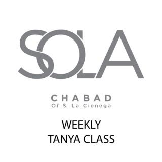 Sola Weekly Tanya Class