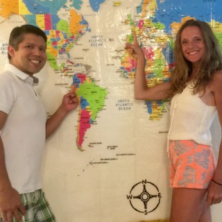 Speak French and Spanish with Aurore and John