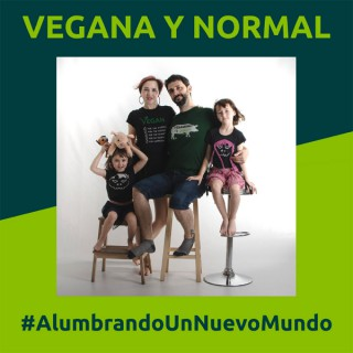 Vegana y Normal