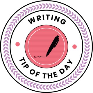 Writing Tip of the Day with Michael La Ronn