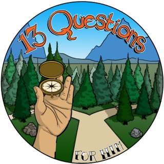 13 Questions podcast