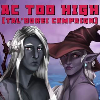 AC Too High (Tal'Dorei Campaign)