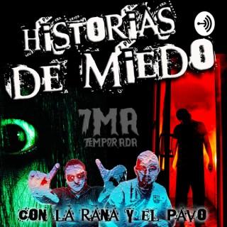 HISTORIAS DE MIEDO CON LA RANA Y EL PAVO