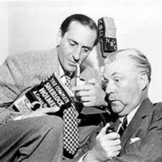 Sherlock Holmes -Rathbone & Bruce