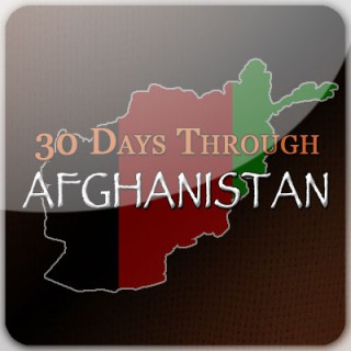 30 Days Through Afghanistan