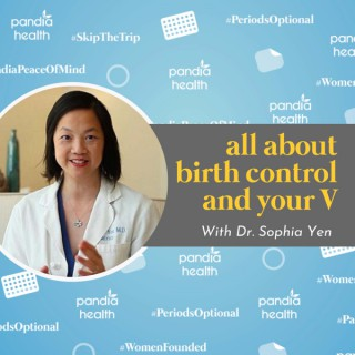 All About Birth Control and your V, Pandia Health