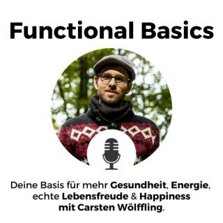Functional Basics - Die Basis für deine Gesundheit, mehr Lebensqualität & Performance im Leben.