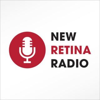 New Retina Radio by Eyetube