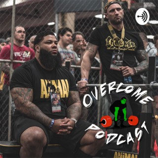 Overcome podcast with Rob & Dubs
