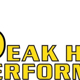 Peak Human Performance, Hosted by Tom Larson