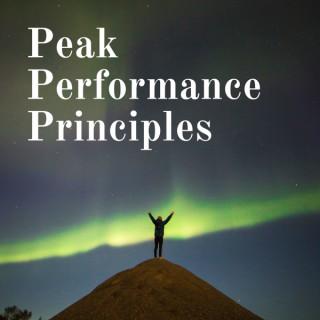 Peak Performance Principles