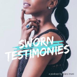 Sworn Testimonies