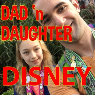 Dad and Daughter Disney (DDD)