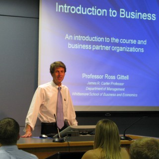 Intro to Business - Fall 2011 - Audio Podcasts