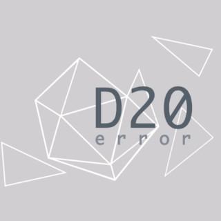 D20 Error