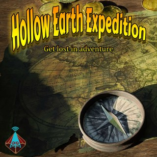 Fandible: Hollow Earth Expedition Actual Play