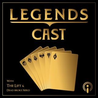 Legends Cast - a podcast about Legends of Runeterra -