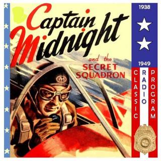 Captain Midnight Adventures