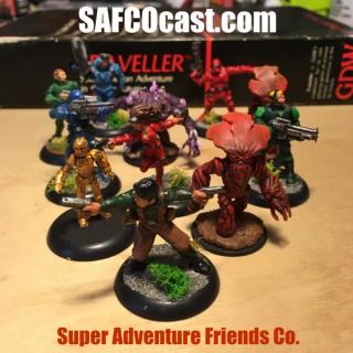 Super Adventure Friends Co. Podcast