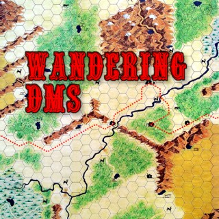 Wandering DMs