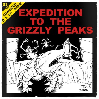 Expedition to the Grizzly Peaks